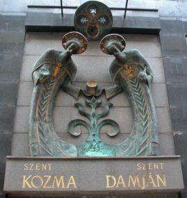 KOZMA ÉS DAMJÁN