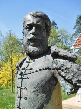 KOSSUTH LAJOS MELLSZOBRA