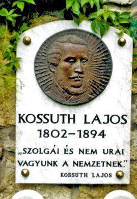 KOSSUTH LAJOS DOMBORMŰ