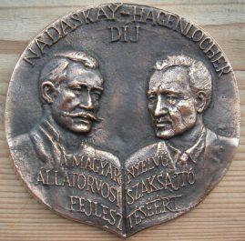 Nádaskay-Hagenlocher díj