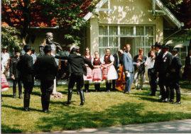 Kossuth Lajos mellszobrának avatása